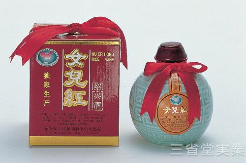 女児紅酒 [壺] 16度 500ml×12本 SK7070 1905-4221