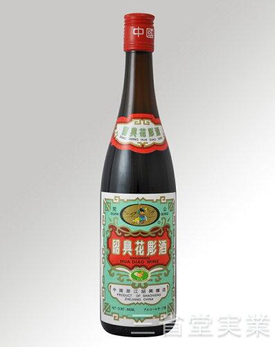 関公紹興花彫酒 [青ラベル] 17度 600ml×12本 SK0500 1215...