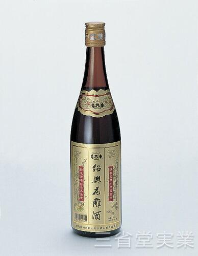 越王台紹興花彫酒 [金ラベル] 16度 600ml×12本 SK0129 13...