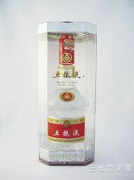 【送料無料(本州限定)・代引不可】五粮液 [瓶] 52度 500ml×6本 SK3355
