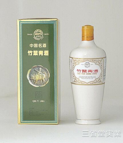 竹葉青酒 [壺] 45度 500ml×12本 健康酒 SK0167 2014-2021