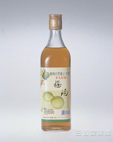 梅酒 10.5度 600ml×12本 SK0118 4265-2010