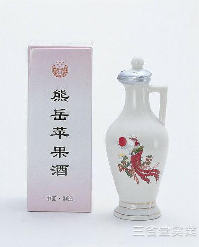 熊岳リンゴ酒 [白壺] 15.5度 500ml×12本 SK0019 4214-202...