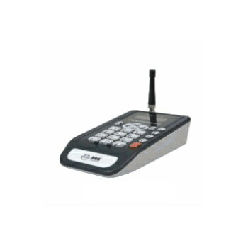 T10無線コール送信機(ワンタッチ機能無) 厨房機器 調理機器 MMC-T10 W220*D130*H45(mm):三省堂実業