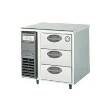 【新品・送料無料・代引不可】フクシマ 業務用ドロワー冷凍庫 YDC-083FM2 W755*D600*H800
