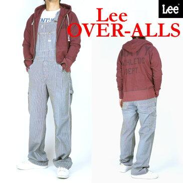 Lee リー メンズ オーバーオール OVER ALL ヒッコリーストライプ ダンガリーズ LM4254 送料無料