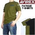 AVIREX(アビレックス)半袖Tシャツ/FatigueT-Shirts6123036【smtb-k】【ky】