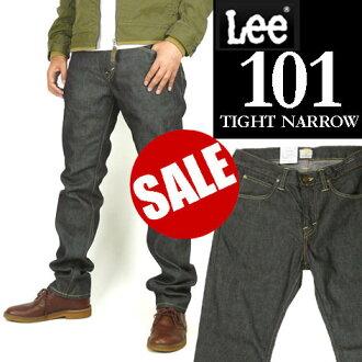 Ang LEE (Lee ) 101 S-TIGHT NARROW and タイトナロー - wash LM9305