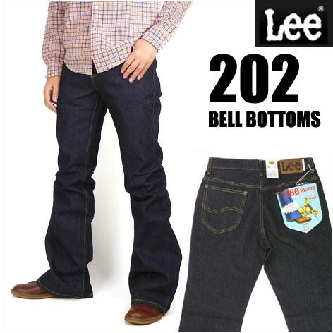 Lee (リー) 202 BELL BOTTOMS (ベルボトム) -ワンウォッシュ- AMERICAN STANDARD 04202 【送料無料...