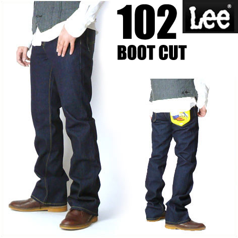 LEE (リー) 102/Lee Riders -BOOTCUT/ブーツカット- ワンウォッシュ AMERICAN STAND...