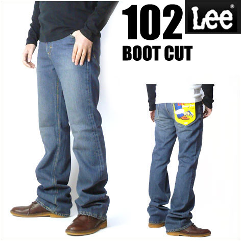 LEE (リー) 102/Lee Riders -BOOTCUT/ブーツカット- ユーズドブルー AMERICAN STAND...