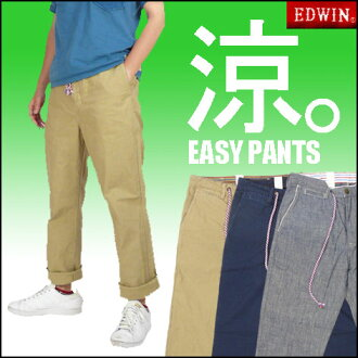 EDWIN (Edwin) pants and pinapple fiber 716 RS
