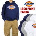 セール DICKIES ディッキーズ メンズ パーカー ロゴ...