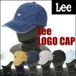 Lee リー Lee ロゴキャップ ベースボールキャップ 帽子 LA0179 メンズ レディース プレゼント ギフト