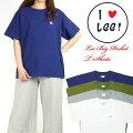 リーLeeレディースビッグポケットロゴ半袖Tシャツ-LeeワンポイントTシャツ-LS7270プレゼントギフト