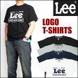 リー Lee ロゴプリント Tシャツ/ハウスマーク LT2194 メンズ プレゼント ギフト