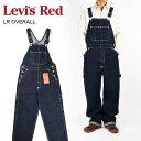 LEVI'S RED リーバイス レッド LR OVERALL オーバーオール ジーンズ メンズ レディース ユニセックス A0136