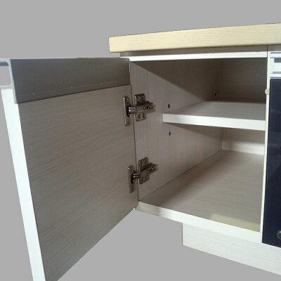 150幅ピクシーシンプルデザインローボードテレビ台【特価】