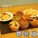 グルテンフリー ビーガン 福岡産米粉100%マフィン 米粉クッキー 玄米クッキー お試しセット 小麦粉・卵・乳製品・動物性不使用 グルテンフリー アレルギー 対応 スイーツ ヴィーガン 授乳中