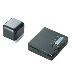 【通常在庫品】 DE-RKJ1ACBK エレコム(株) iPhone・iPhone4用モバイルバッテリー充電器(ACアダ...
