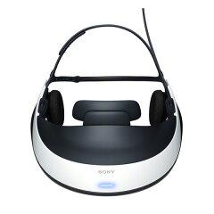【送料無料】【数量限定】HMZ-T1 ソニー/SONY 3D対応ヘッドマウントディスプレイ/HMZT1