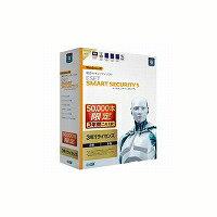 CANON/キヤノンシステムソリューションズ ESET Smart Security V5.0 3年1ライセ...