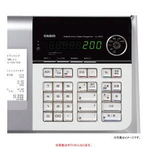 NL-200-RDカシオ計算機(株)電子レジスター(8部門)レッド