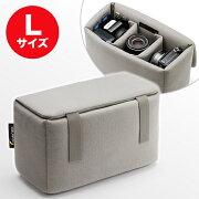 クーポン インナーカメラバッグ インナー ソフトクッションボックス 間仕切り