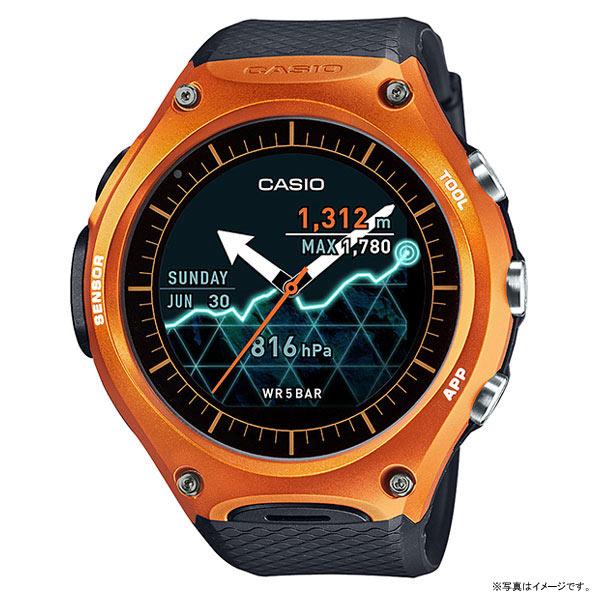 カシオ計算機  Smart Outdoor Watch