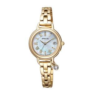 【在庫限り】KL0-529-13シチズン時計wiccaソーラーテックブレスライン銀世界◆
