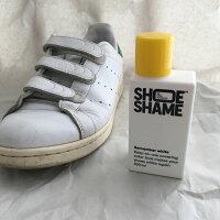SHOESHAME(シューシェイム) Remember white リメンバーホワイト スニーカー用靴クリームホワイトカラー 白 201804