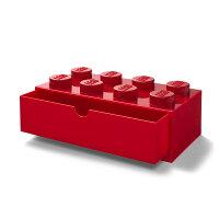 LEGO(レゴ) レゴ デスクドロワー8 レッド 5711938032012