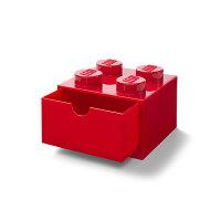 LEGO(レゴ) レゴ デスクドロワー4 レッド 5711938032067
