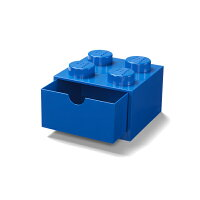 LEGO(レゴ) レゴ デスクドロワー4 ブルー 5711938032074