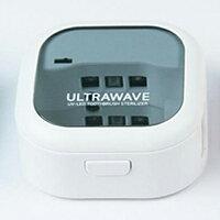 MEDIK(メディク) MEDIK ULTRAWAVE 充電式歯ブラシ除菌キャップ ホワイト MDK-TS03WH
