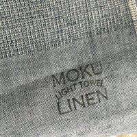 kontex(コンテックス) MOKU LINEN タオルケット