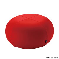 スパイス SPICE OF LIFE ジェリープフスツール レッド Lサイズ バランスボール YDLZ2055RD
