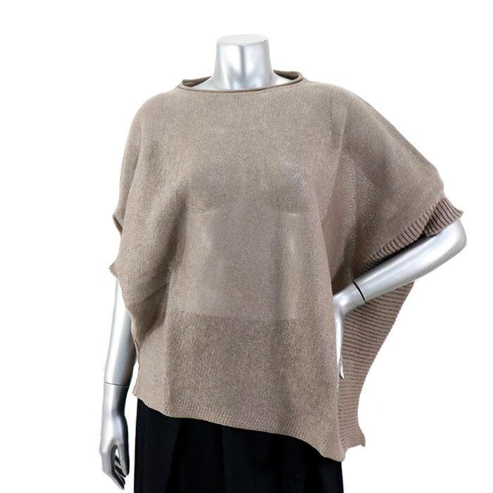 ニット・セーター, セーター  STEFANIA CARRERA 5011 BROWN