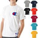 チャンピオン CHAMPION ACTION STYLE ビッグロゴTシャツ C3-F362 国内正規品