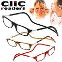 クリックリーダー clic readers シニアグラス/リーディンググラス/老眼鏡 【キャッシュレス還元対応】