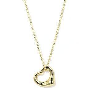 low priced 16715 adff0 ティファニー(Tiffany) ゴールド オープンハート|ネックレス ...