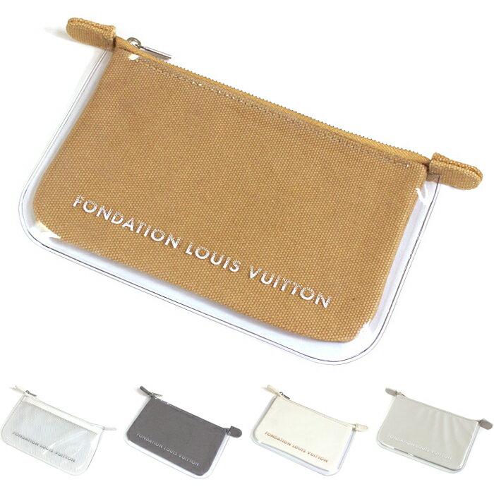 レディースバッグ, 化粧ポーチ  LOUIS VUITTON Fondation Louis Vuitton POUCH