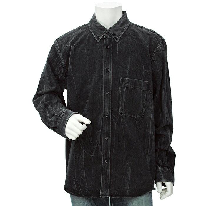 トップス, カジュアルシャツ  BALENCIAGA 571365 TGW37
