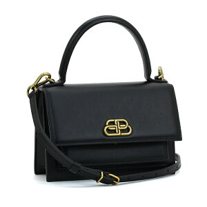Balenciaga satchel bag handbag with shoulder 580640 0D22M