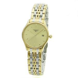 Longines LONGINES Reels Ladies Watch Watch L4 259 2 32 7 Gold Dial