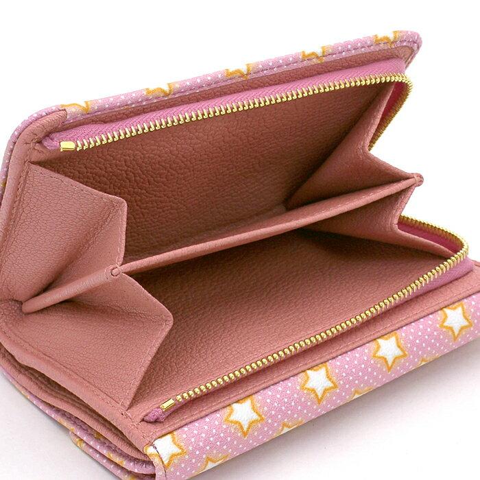MIUMIU(ミュウミュウ)『MADRAS三つ折り財布L字ファスナー(5ML225)』