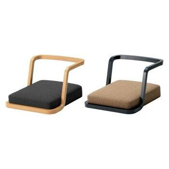 和風座いす木製曲げ木座椅子2色対応完成品国産品(日本製)天童木工