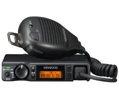 【送料無料】《TMZ-D504》(ケンウッド/業務用簡易無線車載器)ライセンスフリーのハイパワートランシーバーデジタル登録局簡易無線車載機!