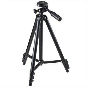 カメラ三脚デジカメスタンド軽量4段伸縮アングル・角度かんたん調節専用ケース付きデジカメ&一眼レフ&ビデオカメラ対応