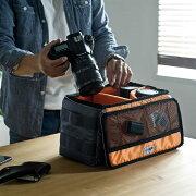 カメラインナーバッグ アルファインダストリーズ ショルダー ビデオカメラ ソフトクッションボックス ボックス サンワダイレクト